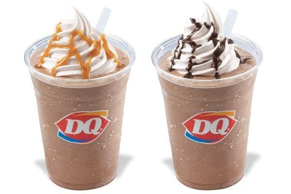 Dairy Queen Frozen Hot Chocolate