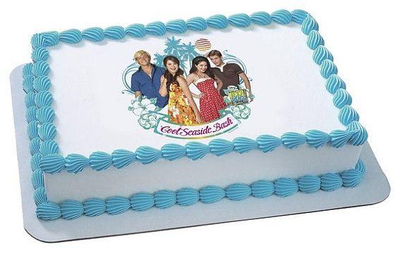 Disney Teen Beach Movie Cake