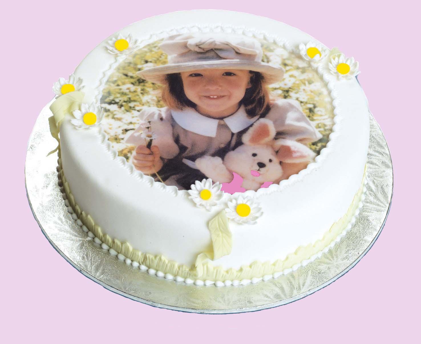 Edible Cake Printing Paper