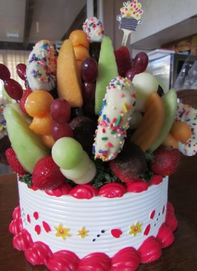 Edible Fruit Arrangements Birthday