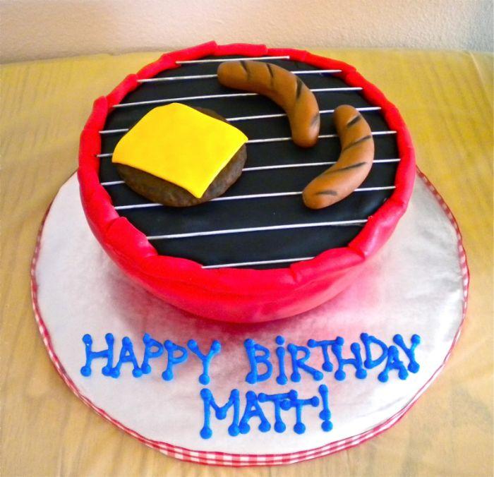 Happy Birthday Matt Cake
