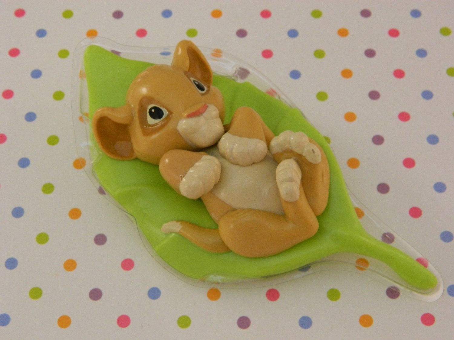 Lion King Baby Cake Decorations