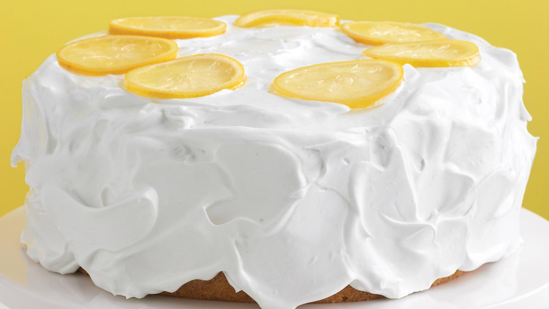 Martha Stewart Lemon Cake Recipes