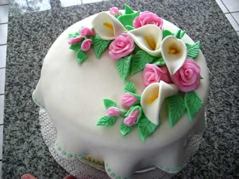 6 Photos of Mother's Day Cakes Fondant