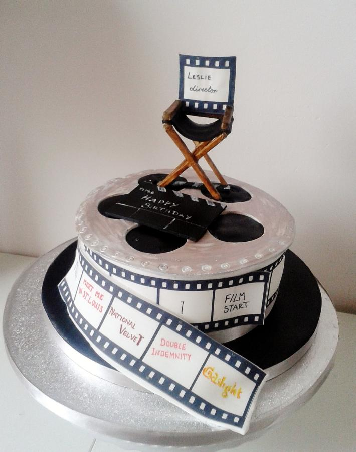 Sensational 10 Film Related Birthday Cakes Photo Movie Theme Cake Movie Funny Birthday Cards Online Alyptdamsfinfo