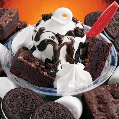 5 Photos of Brownie Ice Cream Cakes Dairy Queen