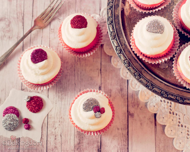 Pinterest Valentine Cupcakes