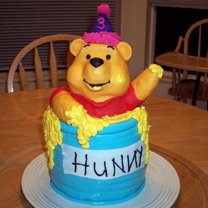 10 Photos of Bears Disney Cakes