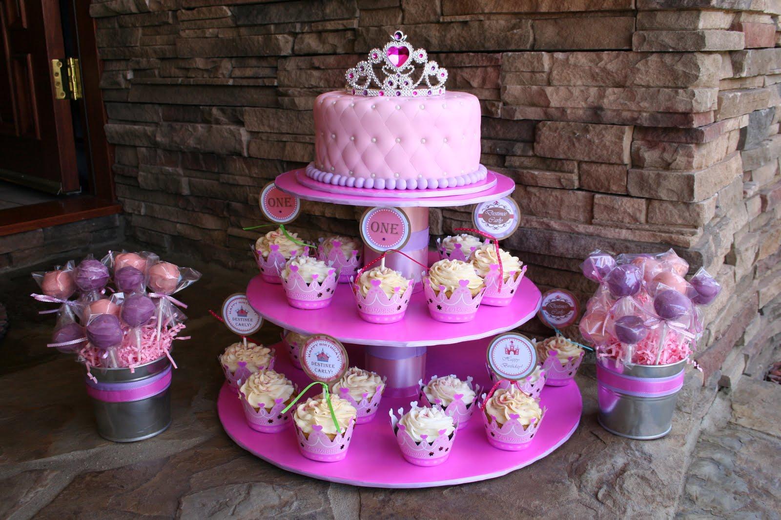 Sensational 9 Princess Birthday Cakes Girls Cupcake Photo Princess Cupcake Funny Birthday Cards Online Inifodamsfinfo