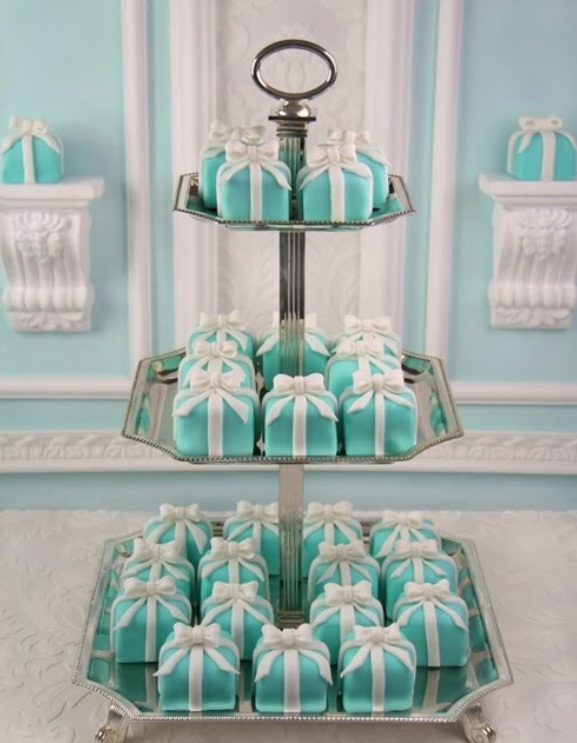 S Cakes Shower Wedding Mini Tiffany'