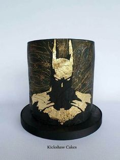 12 Photos of Batman Black And Gold Wedding Cakes Buttercream