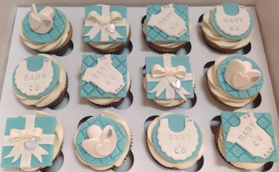 Tiffany Blue Baby Shower Decorations