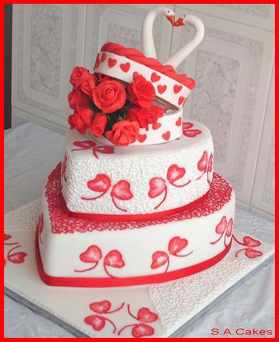 Valentine Cake Ideas