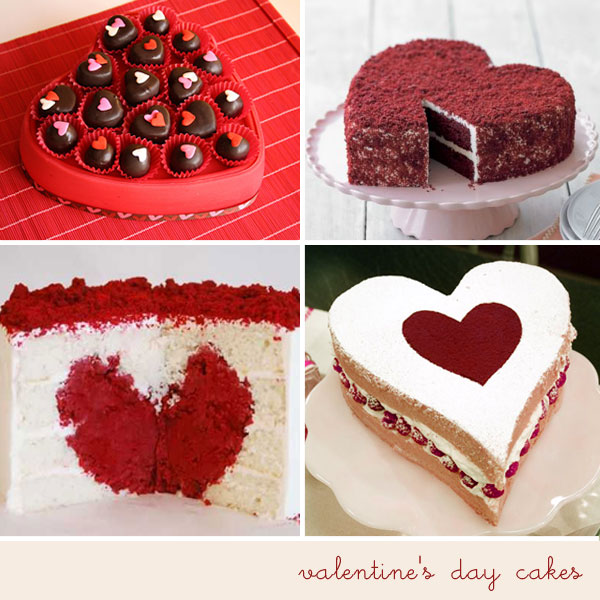 Valentine's Day Cake Idea
