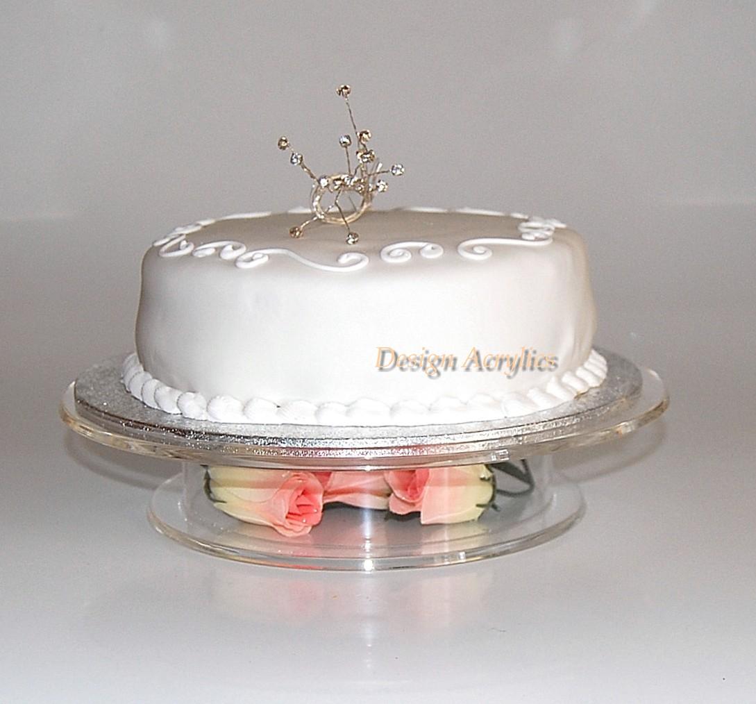 Wedding Cake Pedestal Stands