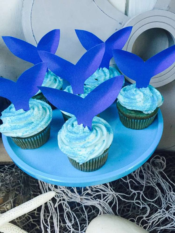 Whale Birthday Party Decorations