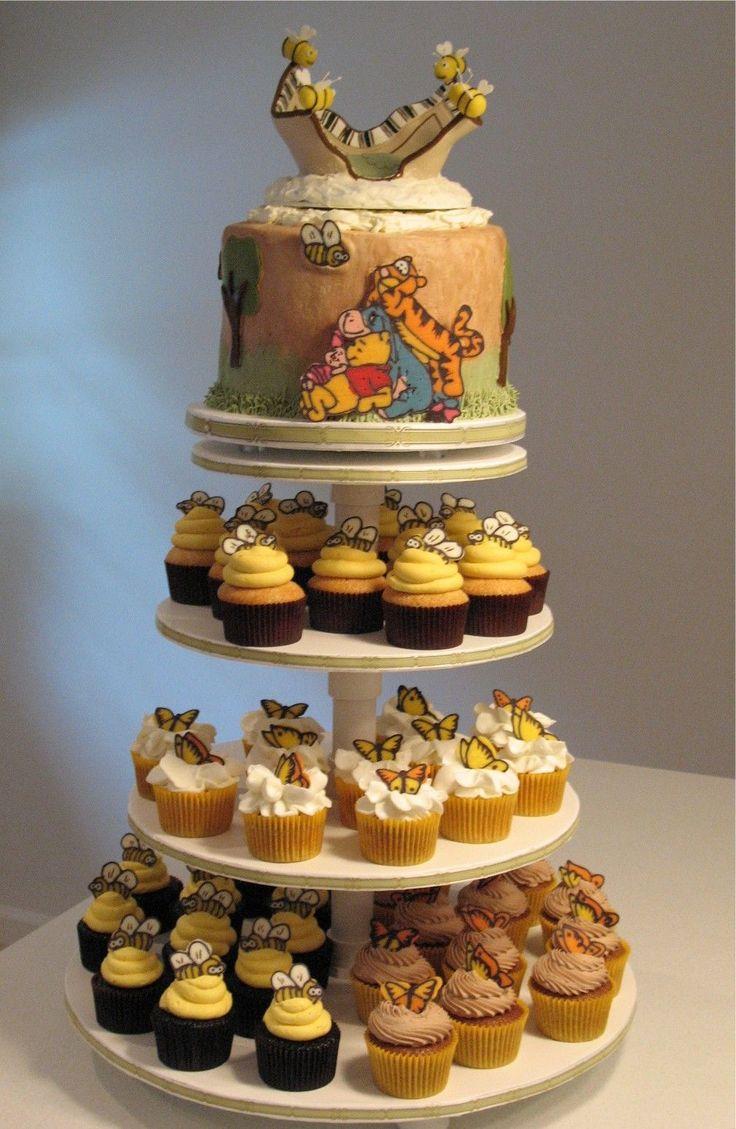 Winnie Pooh Baby Shower Ideas