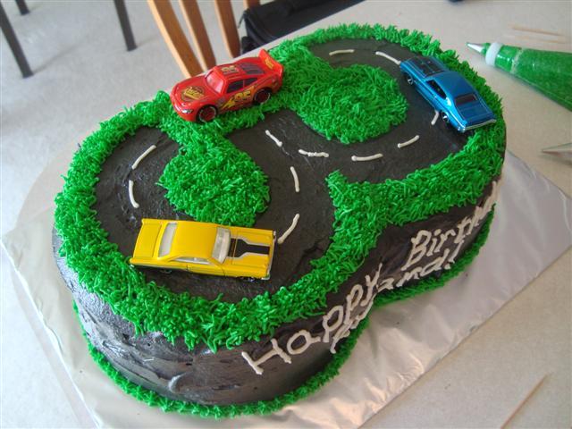 10 Year Old Boys Birthday Cake