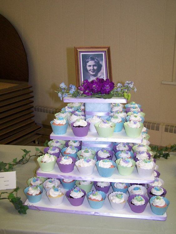 75th Birthday Cupcake Ideas
