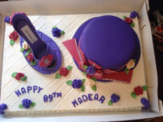 Church Hat Cake