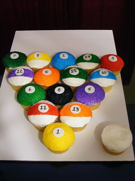 Cupcake Cake Decorating Ideas