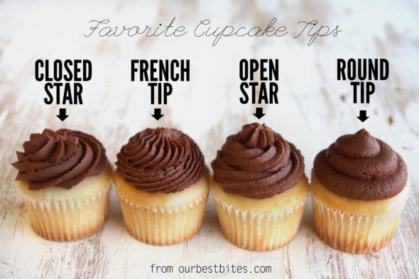 Cupcake Frosting Tutorial