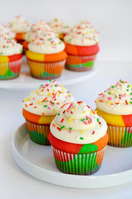 Cupcake with Buttercream Frosting Recipes