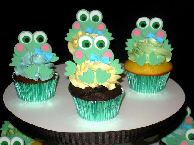 Cute Disney Cupcake Idea