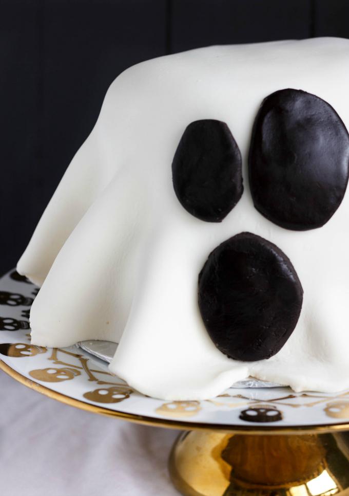 Easy Halloween Cakes Fondant