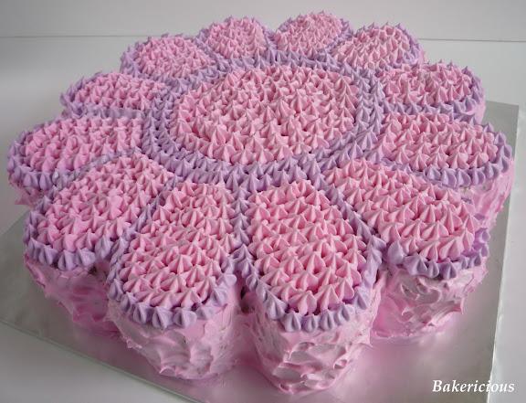 Flower Shaped Cake Pan