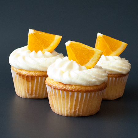 11 Photos of Orange Buttercream Frosting For Cupcakes