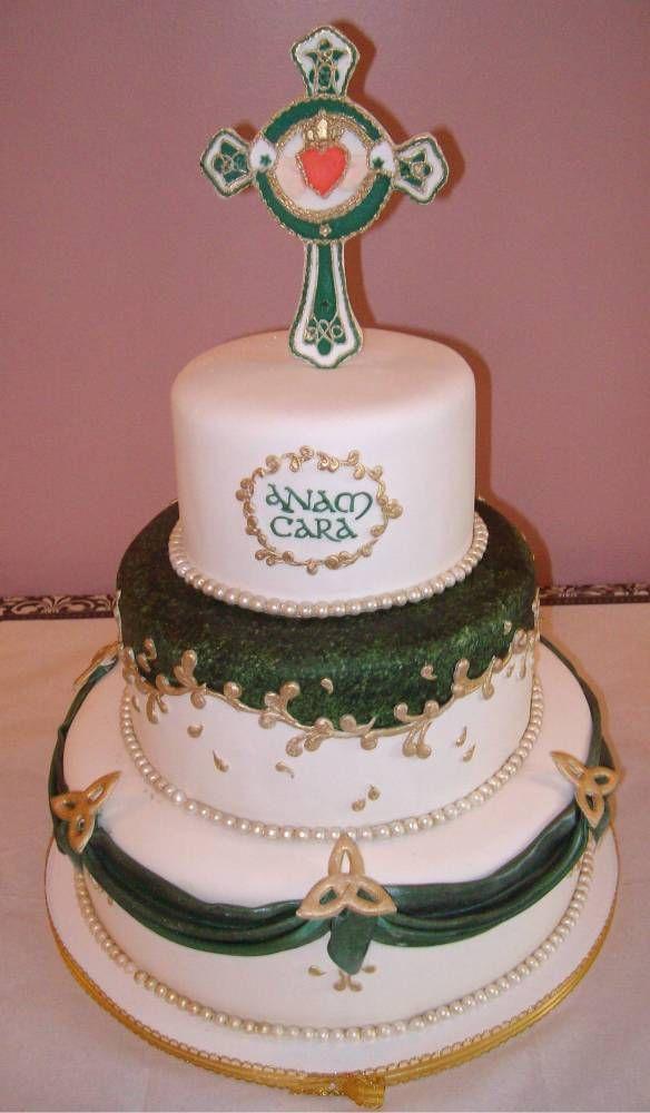 Irish Wedding Cake