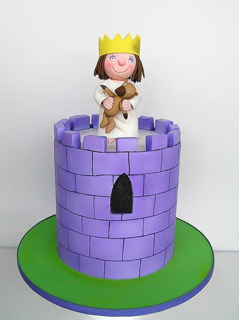 Little Princess Birthday Cakes