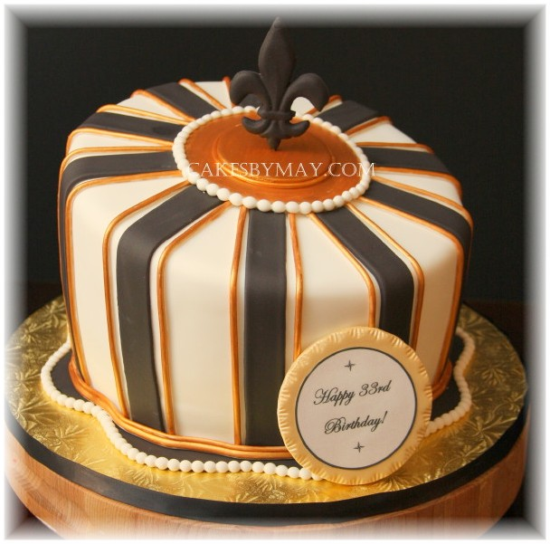 Masculine Birthday Cake Designs