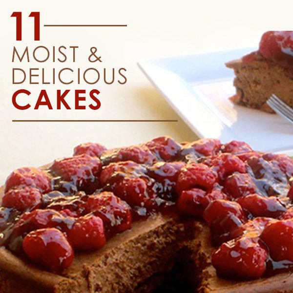 Moist and Delicious Cake