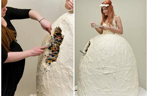 Most Outrageous Wedding Cakes