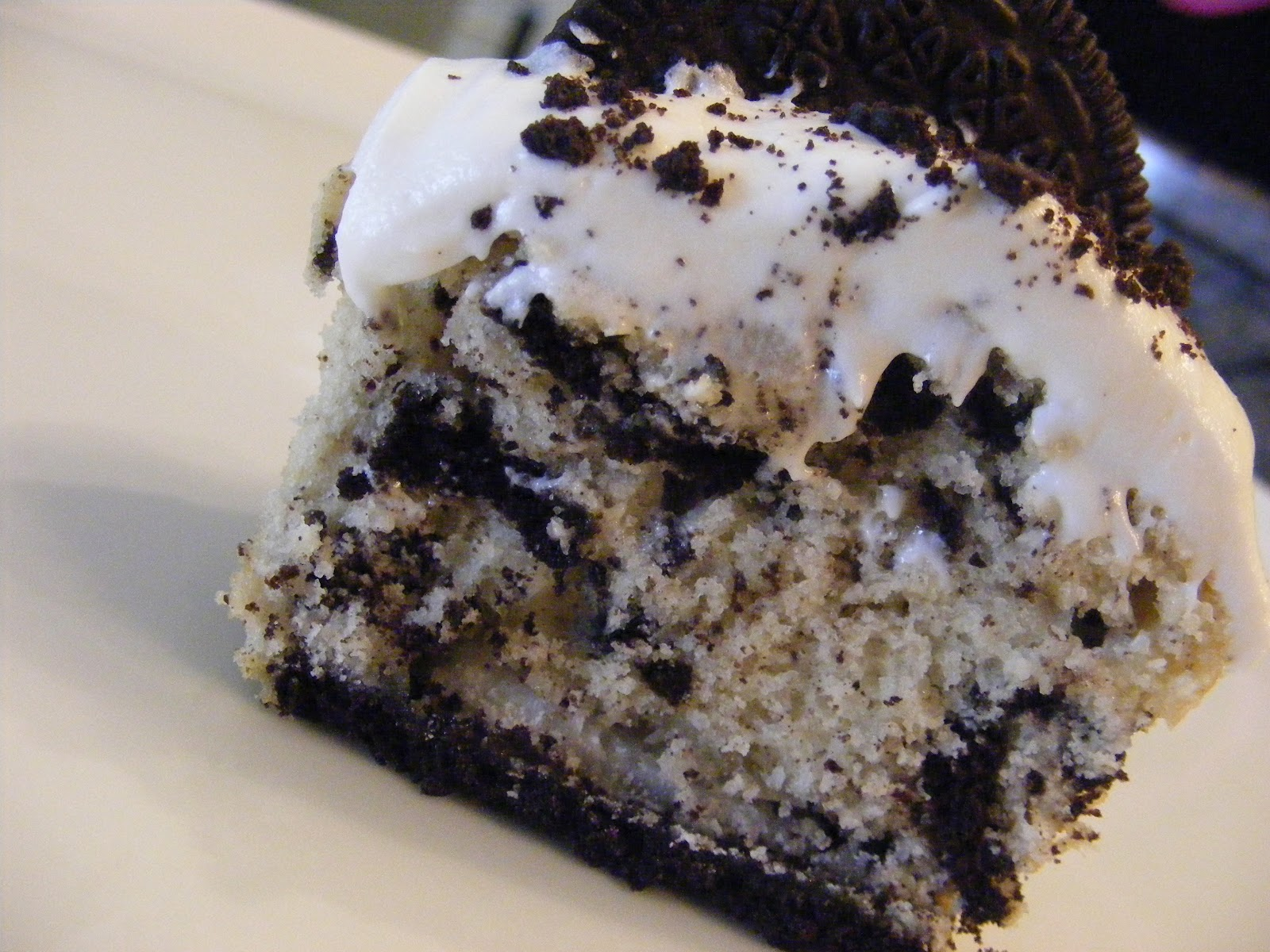 Oreo Cookie Cupcakes Recipe