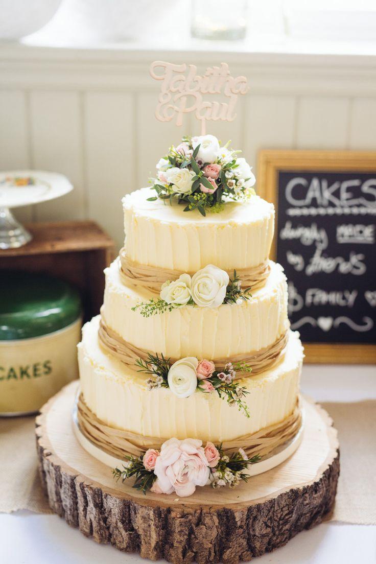 Pinterest Rustic Wedding Cakes