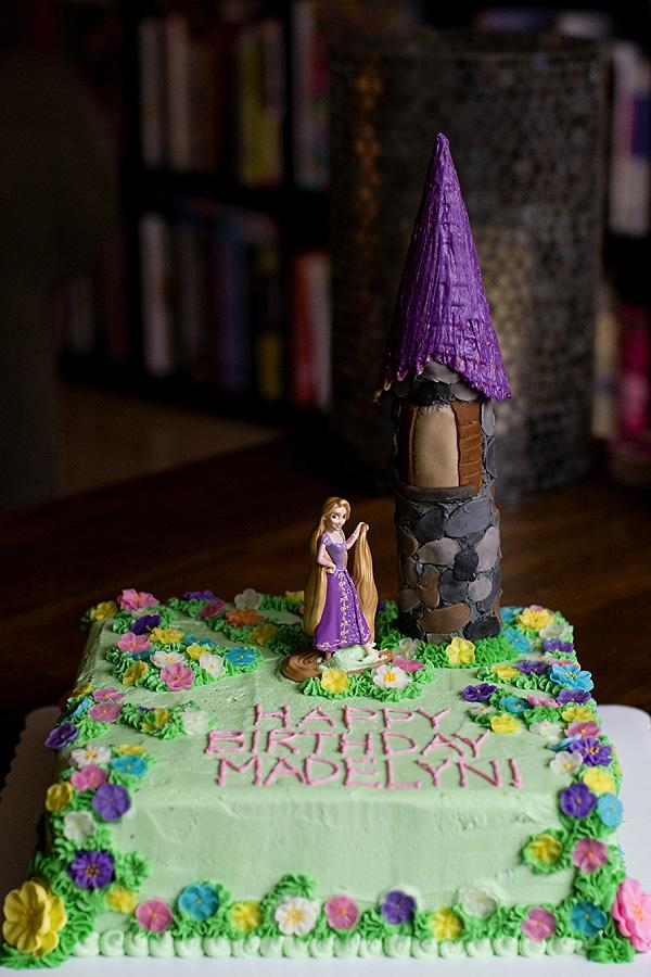 Rapunzel Birthday Cake Ideas