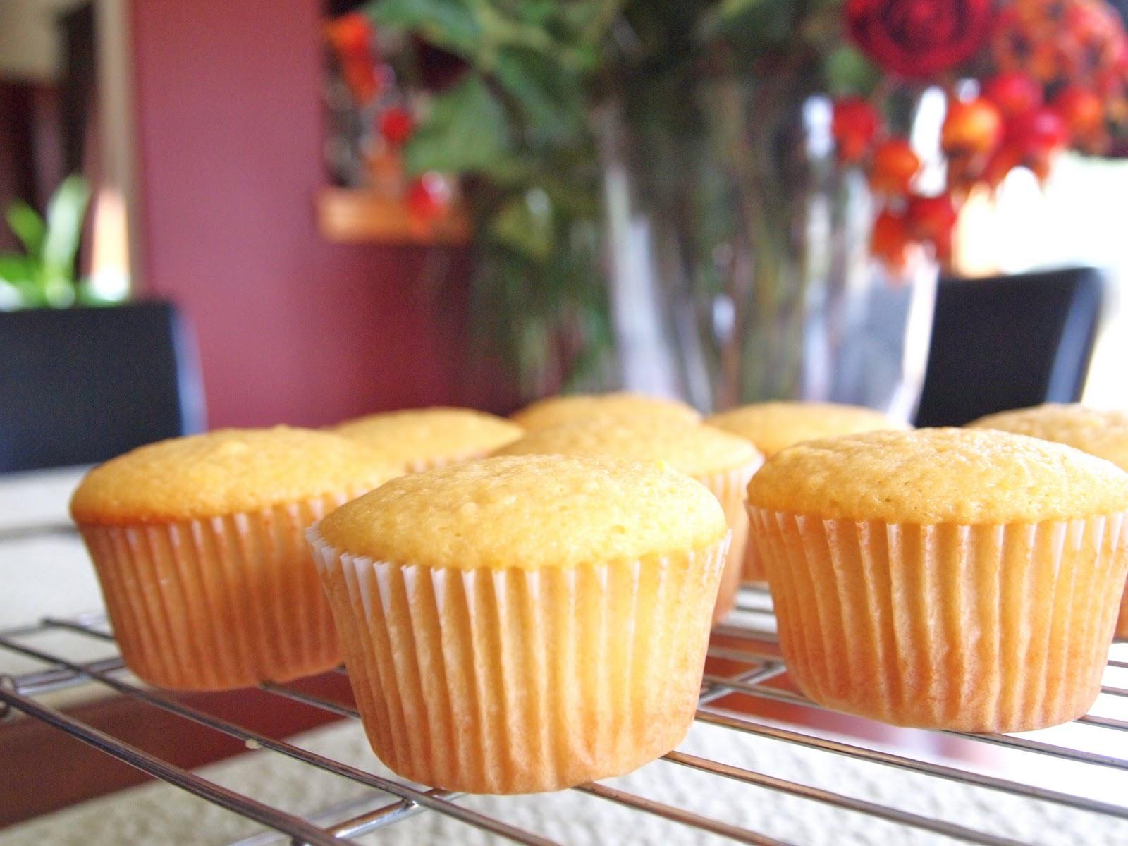 Super Moist White Cupcake Recipe
