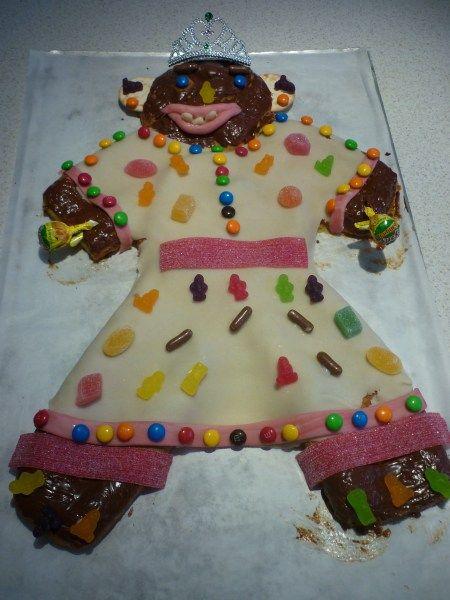 Ugly Birthday Cake