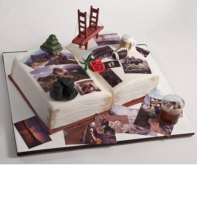 Unique Groom's Cake Idea