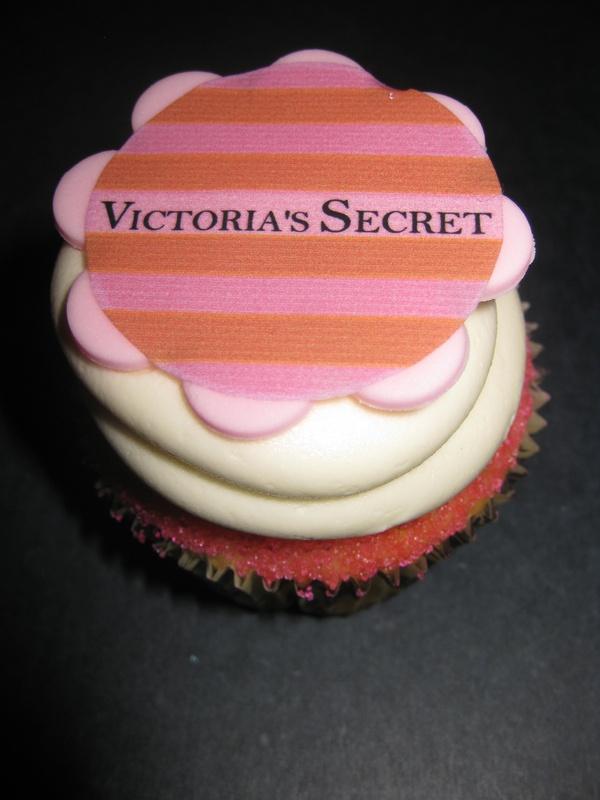 Victoria Secret Cupcakes