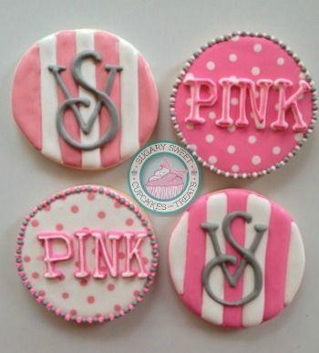 Victoria Secret Pink Cookies