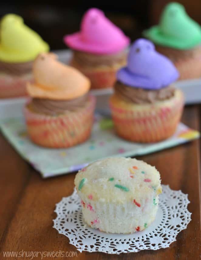 White Cake Cupcake Recipe From Scratch