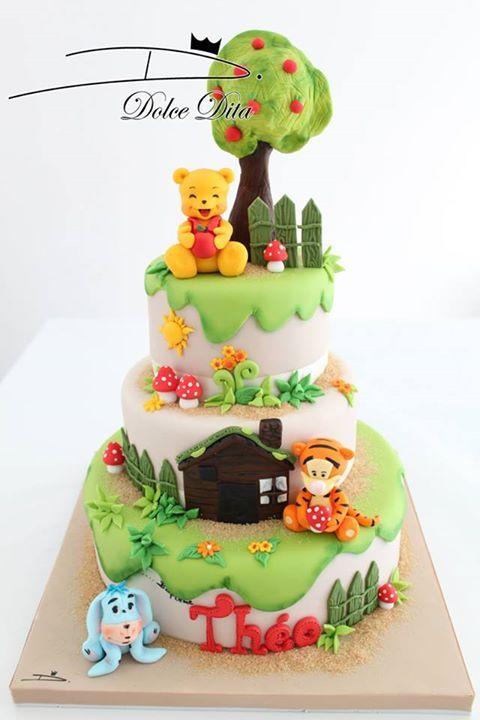Winnie the Pooh Cake Wars