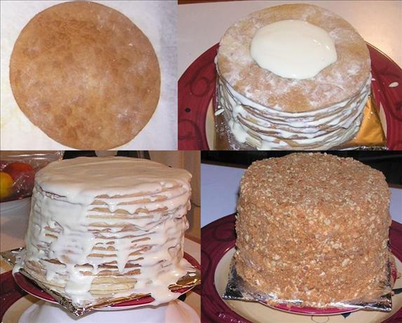 15 Layer Russian Honey Cake