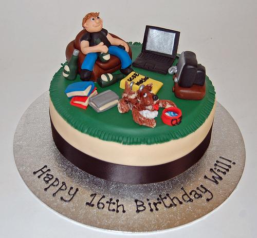 16 Birthday Cake Ideas for Boys