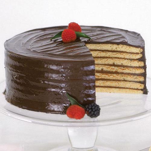 7 Layer Chocolate Cake