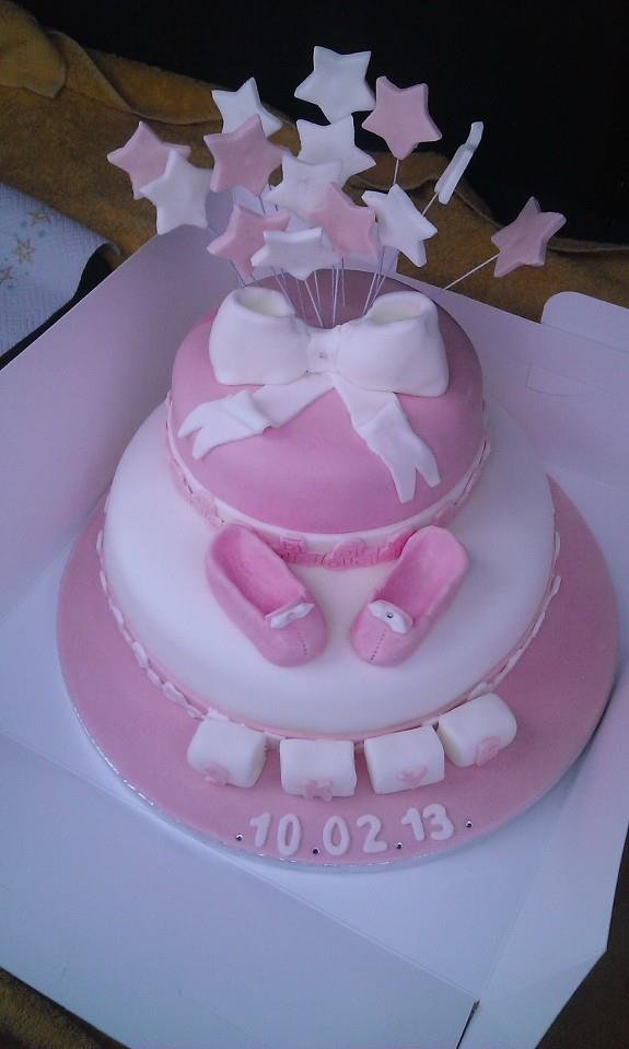11 Photos of Baby Shower Cakes Baby Fiona